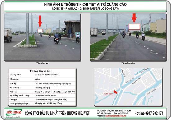 Pano Đại lộ Đông Tây - Phường An Lạc - Q.5  Pano Dai lo Dong Tay - Phuong An Lac - Q.5