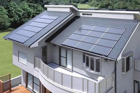 Máy phát điện năng lượng mặt trời thương hiệu Aseries dùng cho hộ gia đình.