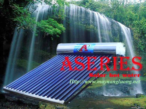Máy năng lượng mặt trời solar Aseries 180 lít