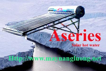 Máy năng lượng mặt trời solar Aseries 200 lít
