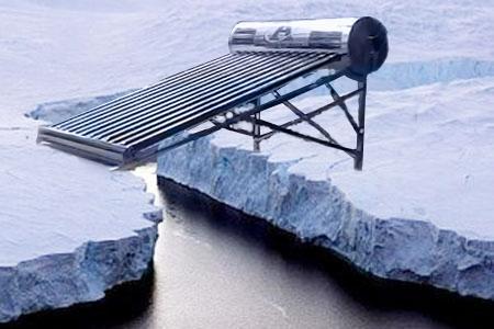 Máy năng lượng mặt trời solar Aseries 240 lít
