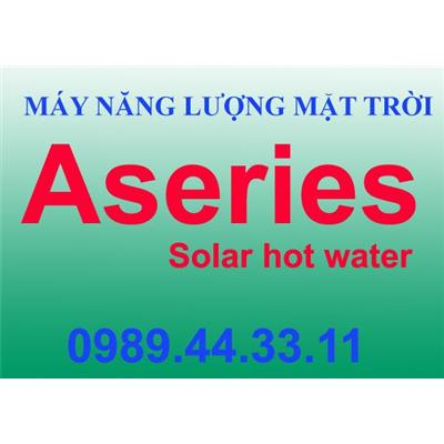 Máy nước nóng năng lượng mặt trời Solar Aseries 160(L)