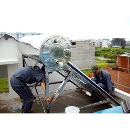 Sửa chữa máy nước nóng năng lượng mặt trời Long An