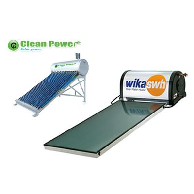 Sửa chữa máy nước nóng năng lượng mặt trời CLEAN POWER