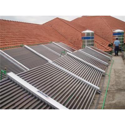 Sửa chữa máy nước nóng năng lượng mặt trời công nghiệp ống thu nhiệt