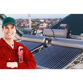 Sửa chữa máy nước nóng năng lượng mặt trời ở tại quận Tân Bình