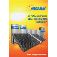 Sửa chữa máy nước nóng năng lượng mặt trời công nghiệp tách rời