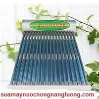 Sửa chữa máy nước nóng năng lượng mặt trời SUNHOUSE