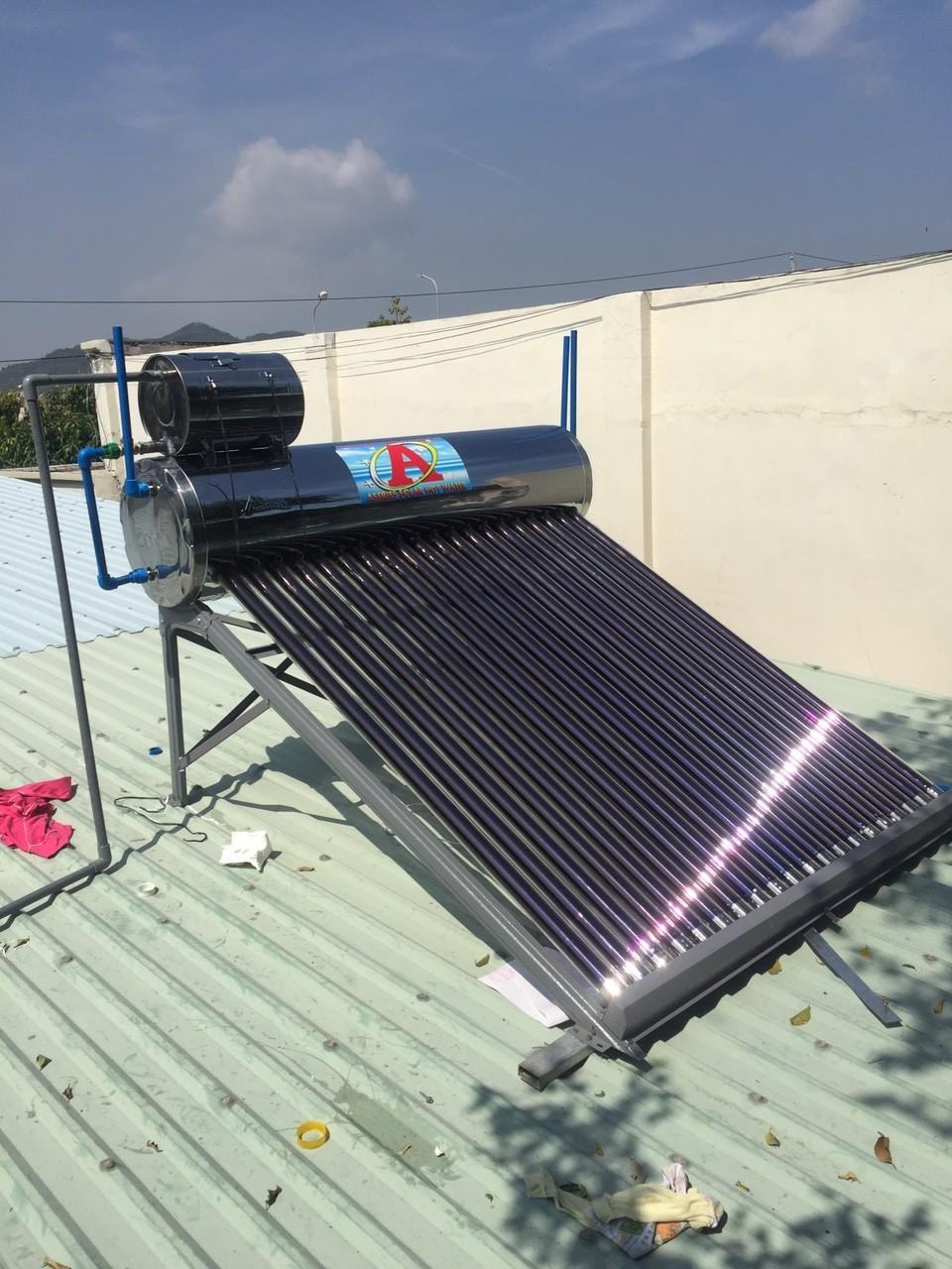 sửa máy năng lượng mặt trời quận 8