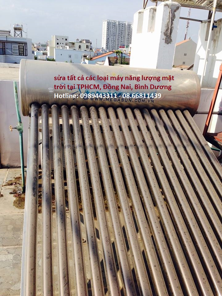 sửa máy năng lượng mặt trời quận 4