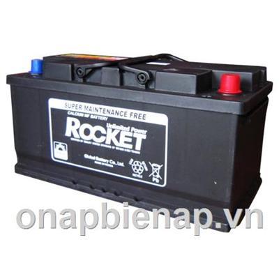 Ắc Quy Khô Rocket DIN (12-90Ah) 59042-43 L/R - Ac-Quy-Xe-Ô-Tô