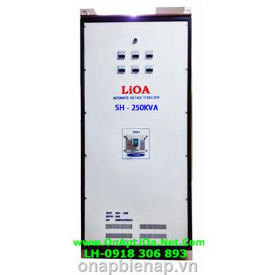 Ổn Áp LiOa 250Kva - On ap LiOa SH- 250K 3 Pha
