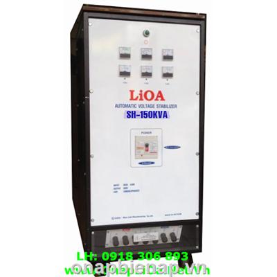 Ổn Áp LiOa 150Kva - On ap LiOa SH 150K 3 Pha  On Ap LiOa 150Kva - On ap LiOa SH 150K 3 Pha