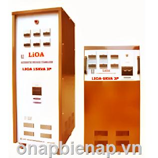 Ổn Áp LiOa SH3-6Kva 3Pha - On-ap-Lioa-6k-3pha-380V