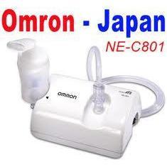 MÁY XÔNG MŨI HỌNG OMRON NE-C801