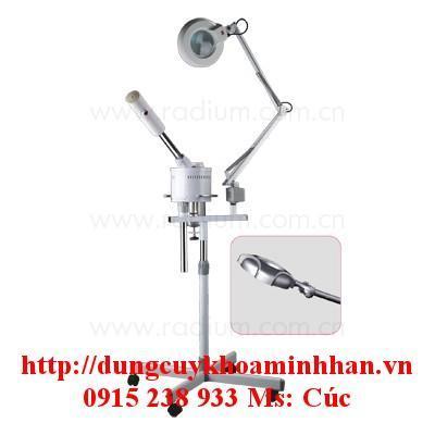 Máy xông nóng,kính lúp ánh sáng lạnh Radium F-900E