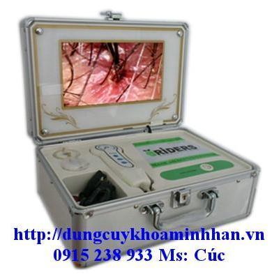 MÁY SOI DA CÓ MÀN HÌNH LCD Radium BD-328