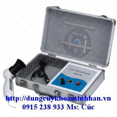 Máy trị liệu tròng mắt Radium BD-517