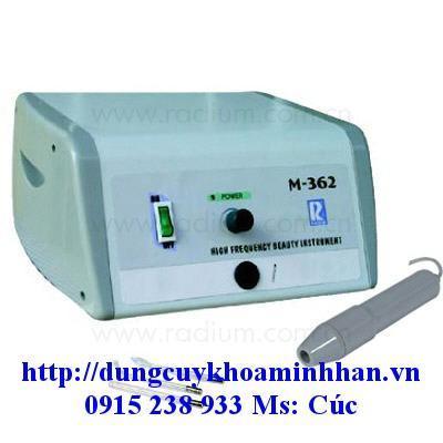 Máy thẩm mỹ trị liệu điện sóng cao tần Radium M-362