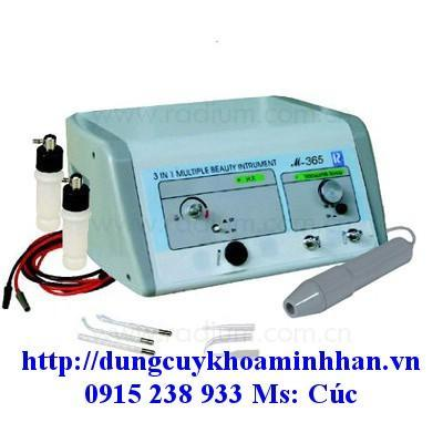 Máy điều trị da Radium M-365