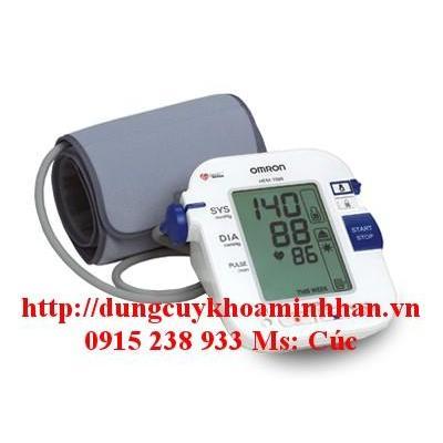 Máy đo huyết áp OMRON HEM-7080  May do huyet ap OMRON HEM-7080