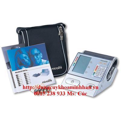 Máy đo huyết áp cơ Microlife BP-A100 Plus  May do huyet ap co Microlife BP-A100 Plus