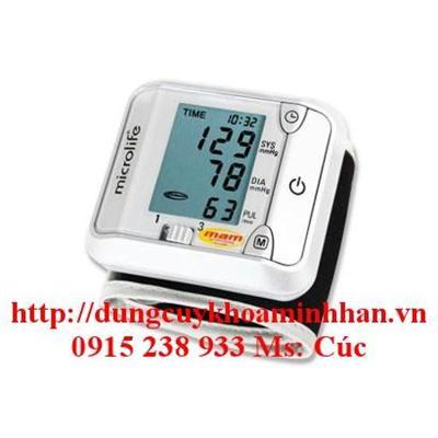 Máy đo huyết áp điện tử microlife BP 3BJ1-4D  May do huyet ap dien tu microlife BP 3BJ1-4D