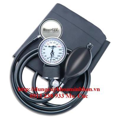 Máy đo huyết áp cơ Rossmax GB102  May do huyet ap co Rossmax GB102