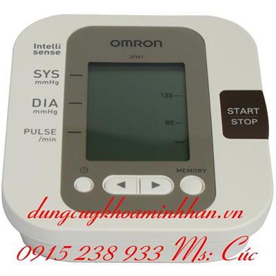 Huyết áp bắp tay Omron JPN1 - made in Japan