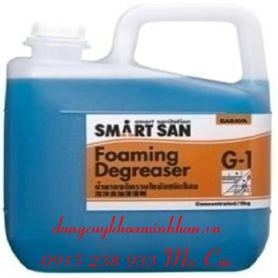 DUNG DỊCHTẨY RỬA DẦU MỠ FOAMING DEGREASER G-1