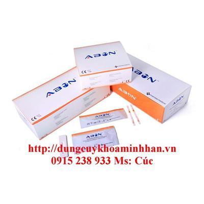 Test thử nghiện AMP Amphetamine dạng que (300ng/ ml)