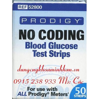 Que thử đường huyết prodigy preferred
