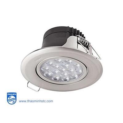 Bộ đèn Led 3W 47030 2700K Philips chiếu điểm
