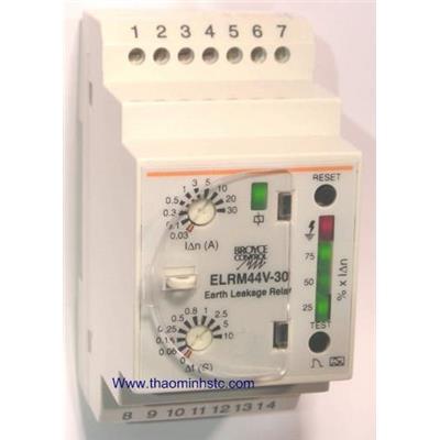 Rờ le bảo vệ Broyce Control ELRM44V-30