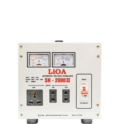 Ổn áp 1 pha SH-2000II