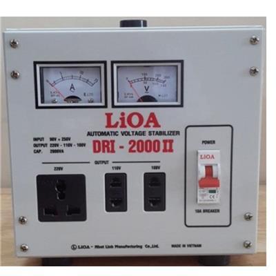 Ổn áp 1 pha DRI-2000 II