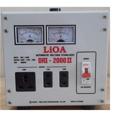 Ổn áp 1 pha DRI-2000 II  On ap 1 pha DRI-2000 II