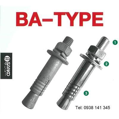 Nở Rút Sắt BA-TYPE