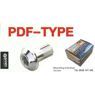 Nở Đóng Dạng Nấm PDF-Type