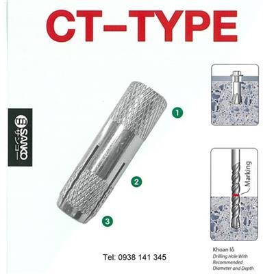 Nở Đóng CT-Type  No Dong CT-Type