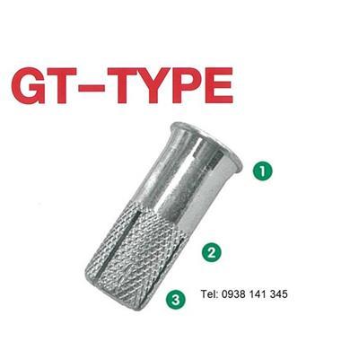 Nở Đóng GT-Type (nở đóng loại ngắn)