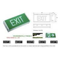 Starlite BOX UP EXIT EMERGENCY LIGHT SLES-E