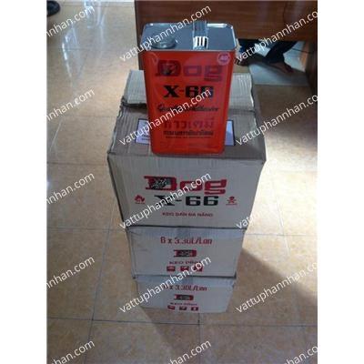 Keo con chó X66 (200gam-500gam-3kg)  Keo con cho X66 (200gam-500gam-3kg)