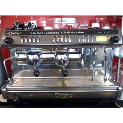 Thanh lý máy pha cafe - LA CIMBALI M 39 dosatron DT 2 group