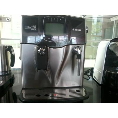 Thanh lý máy pha cà phê tự động Saeco incanto sirius