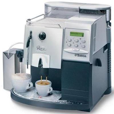 Bán máy pha cà phê tự động SAECO ROYAL CAPPUCCINO nhập khầu từ Ý