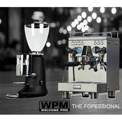 Bán nguyên bộ Máy pha cà phê WELHOME 310 và máy xay cà phê Carimali giá 36tr/bộ.