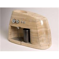 Máy pha cà phê bằng gỗ