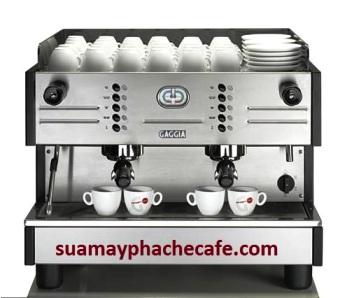máy pha cà phê chuyên nghiệp Gaggia