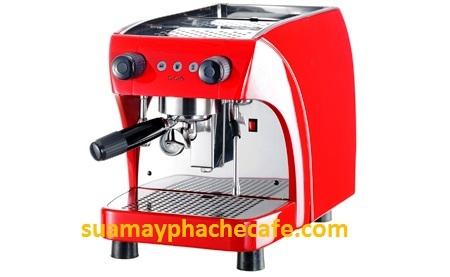máy pha cà phê chuyên nghiệp Ruby 1 group